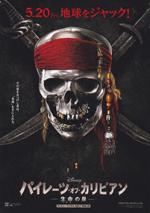 Poster Pirati dei Caraibi - Oltre i confini del mare  n. 2