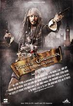 Poster Pirati dei Caraibi - Oltre i confini del mare  n. 3