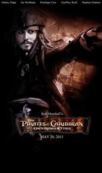 Poster Pirati dei Caraibi - Oltre i confini del mare  n. 4