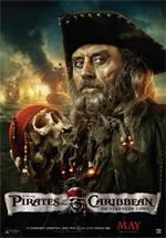 Poster Pirati dei Caraibi - Oltre i confini del mare  n. 7