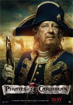 Poster Pirati dei Caraibi - Oltre i confini del mare  n. 8