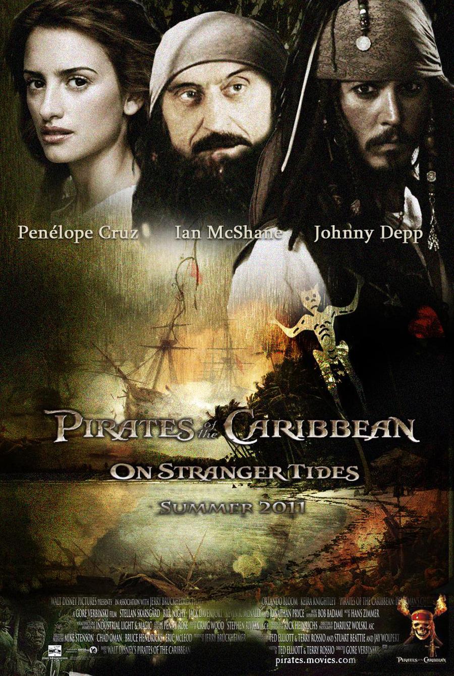 Pirati Dei Caraibi 1 Poster Pirati Dei Caraibi