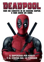 Locandina Deadpool