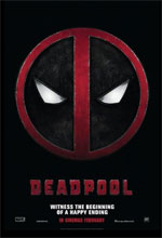 Poster Deadpool  n. 3