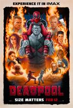 Poster Deadpool  n. 7