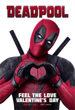 Poster Deadpool  n. 8