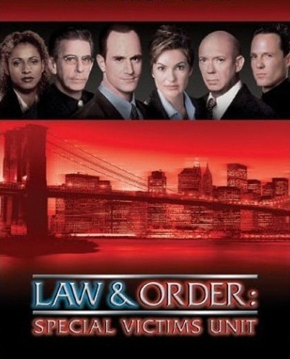 Locandina Law & Order: unit speciale
