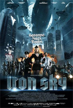 Locandina italiana Iron Sky - Saranno nazi vostri