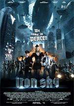 Poster Iron Sky - Saranno nazi vostri  n. 1
