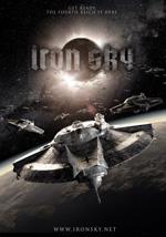 Poster Iron Sky - Saranno nazi vostri  n. 2