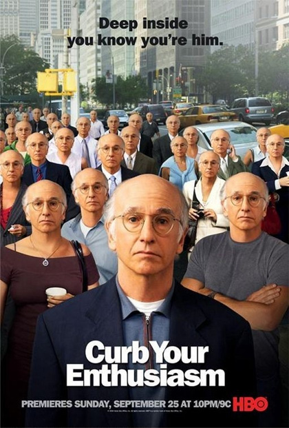 Locandina Curb Your Enthusiasm