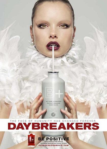Poster Daybreakers - L'Ultimo Vampiro