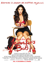 Locandina Jennifer's Body