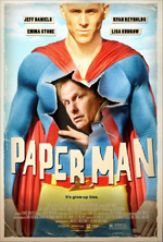 Locandina Paper Man