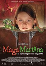 Locandina Maga Martina e il libro magico del draghetto
