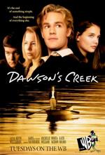 Locandina Dawson's Creek