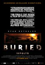 Locandina Buried - Sepolto