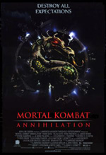 Locandina Mortal Kombat - Distruzione totale