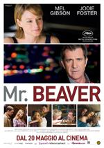 Locandina Mr. Beaver