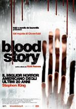 Locandina italiana Blood Story