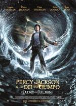 Locandina Percy Jackson e gli Dei dell'Olimpo - Il ladro di Fulmini