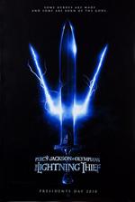 Poster Percy Jackson e gli Dei dell'Olimpo - Il ladro di Fulmini  n. 1