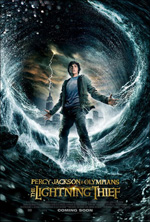 Poster Percy Jackson e gli Dei dell'Olimpo - Il ladro di Fulmini  n. 3