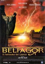 Locandina Belfagor - Il fantasma del Louvre