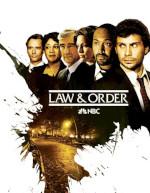 Locandina Law & Order