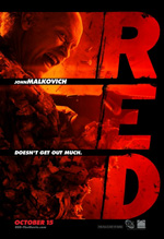 Poster Red  n. 2