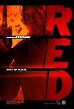 Poster Red  n. 4