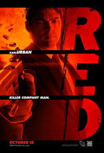 Poster Red  n. 5