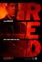 Poster Red  n. 7