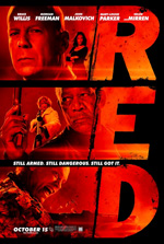 Poster Red  n. 9