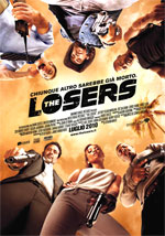 Locandina The Losers