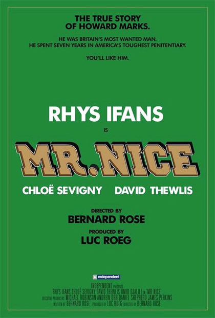 Locandina italiana Mr. Nice