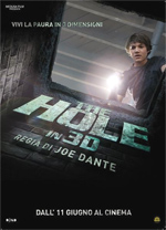 Locandina italiana The Hole in 3D