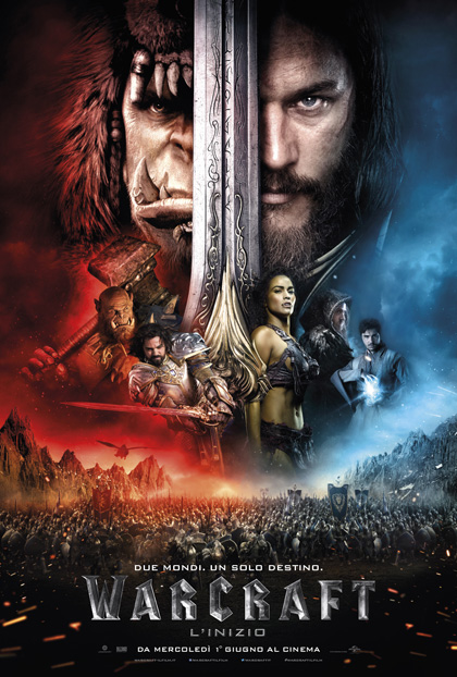 Guarda gratis Warcraft – L'inizio in streaming italiano HD