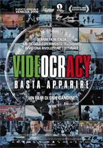 Locandina Videocracy - Basta apparire