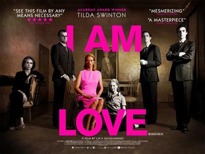 I Am Love 2009 Poster 2 - Io sono l'a...