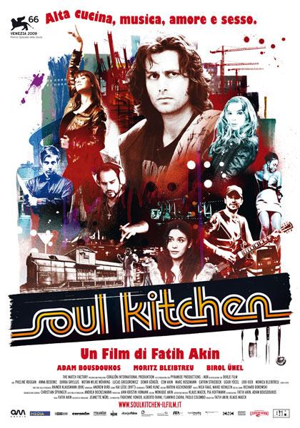 Locandina italiana Soul Kitchen