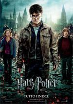 Locandina Harry Potter e i doni della morte - Parte II