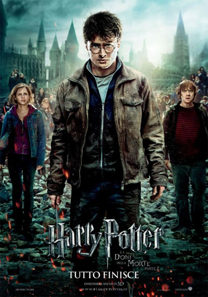Harry Potter e i doni della morte – Parte 2 download ITA 2011 (TORRENT)