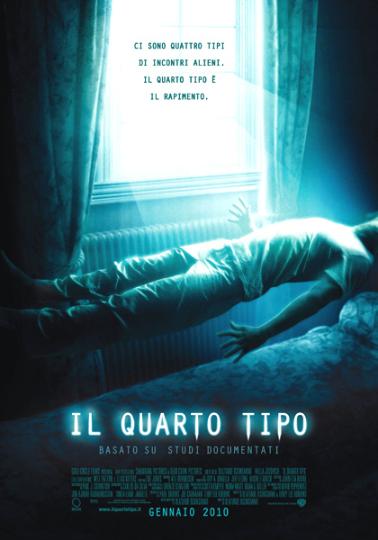 Guarda gratis Il Quarto Tipo in streaming italiano HD