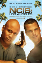 Locandina NCIS: Los Angeles