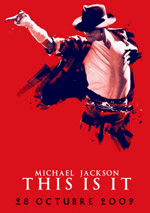 Poster Michael Jackson's This Is It  n. 6