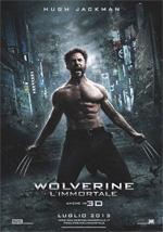 Locandina italiana Wolverine - L'immortale