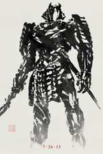 Poster Wolverine - L'immortale  n. 1