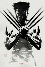 Poster Wolverine - L'immortale  n. 14