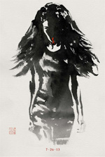 Poster Wolverine - L'immortale  n. 3